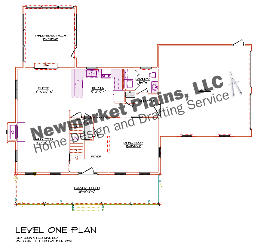 Building plans Newmarket Plains, LLC