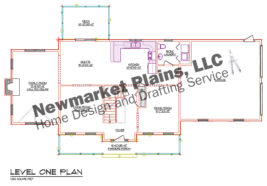 Newmarket Plains LLC Custom Home Plans Gallery Picture
